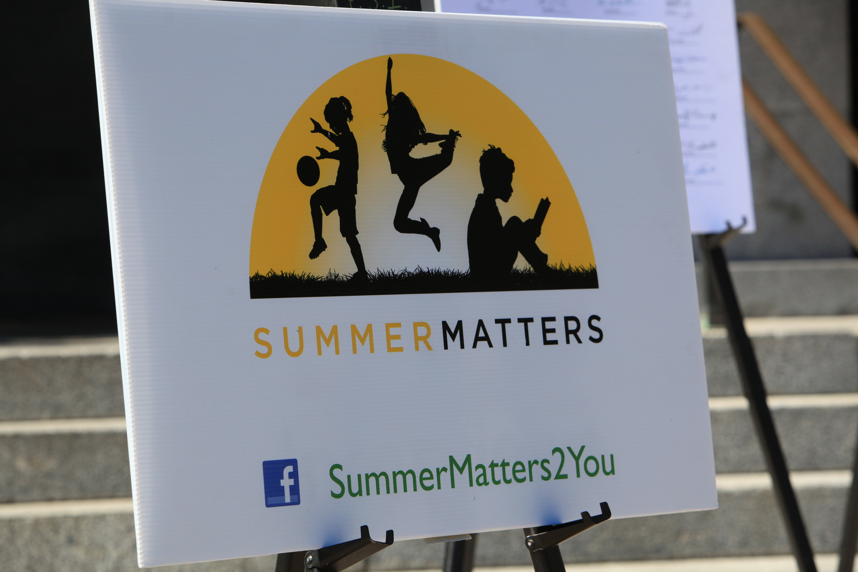 Summer Matters at the state Capitol 2013