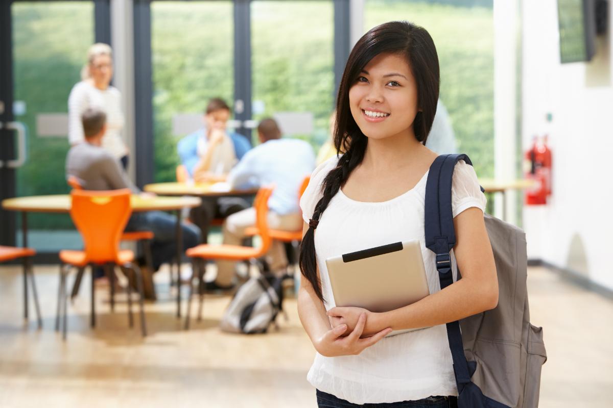 Filipino student